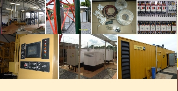 Installation, commissioning, and Maintenance of                            Electrical <br> Power system components.